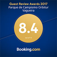 Booking Vagueira 2017